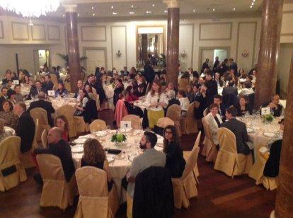 Cena mentores 02.12.2015 - Promociona1