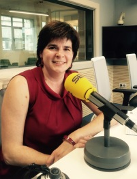 EJECON - Rosa Allegue - Radio Bilbao 19.05.2015