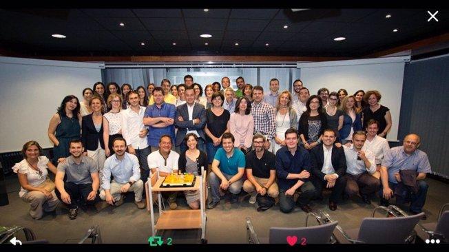 Celebrando 10 años ESADE Alumni