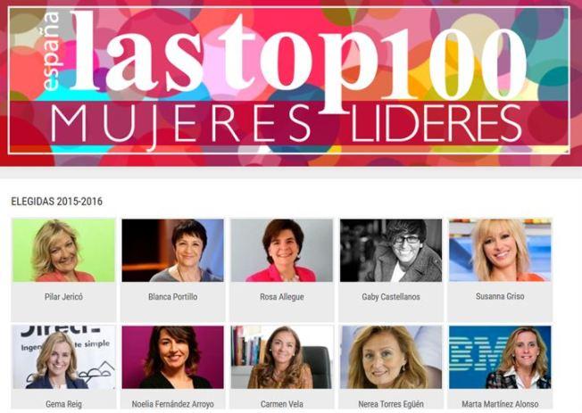 Foto Las Top 100 Directivas (2015-2016)