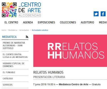 Centro de Arte Alcobendas (anuncio)