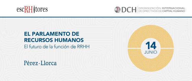 parlamento-de-RRHH-Cartel 14.06.2018 - El futuro de la función de los RRHH