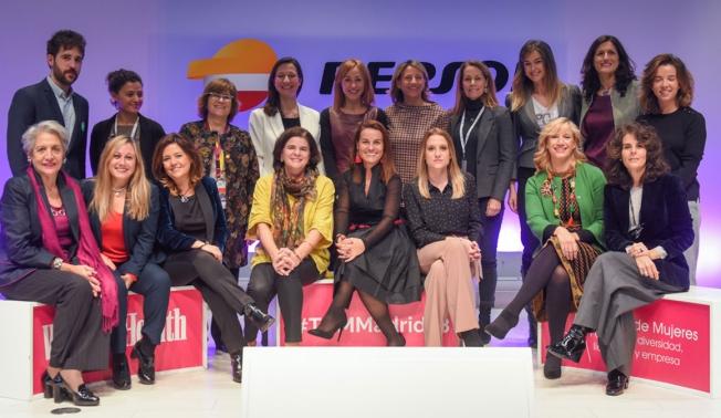 MADRID. Octubre 2018 - Tiempo de mujeres - Todos los ponentes - Foto bueno.jpg