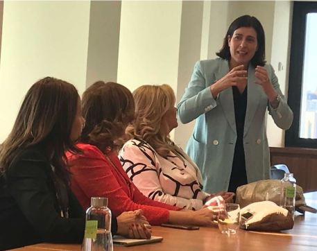Cierre mentoring I Edición Junio 2019 - Beatriz codirectora programa